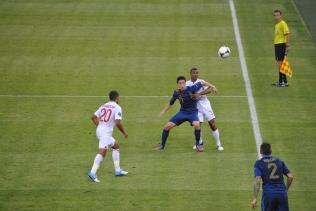 England Vs France - Kiev