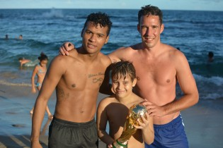 Copa in Salvador