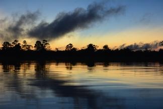 Another Amazon sunrise