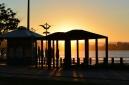 Sunrise in Guarapari
