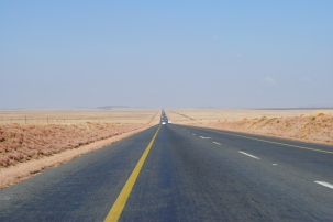 Long Road to Cape Town