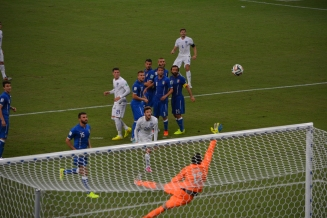 Gerrard free kick