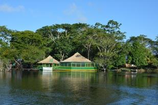 Amazon base camp
