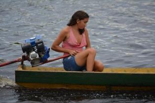 Amazonian Canoes
